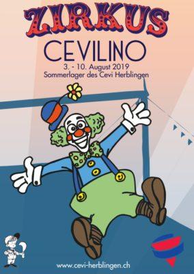 Zirkuswoche mit Cevi Herblingen