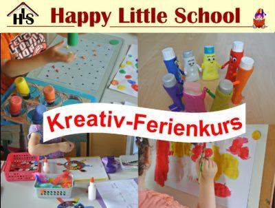 freies Atelier für Kinder ab 7 Jahren