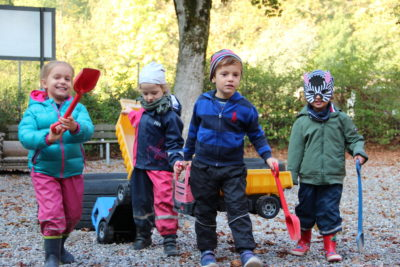 Kinderbetreuung am Nachmittag