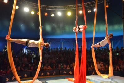 Zirkusschule et voilà