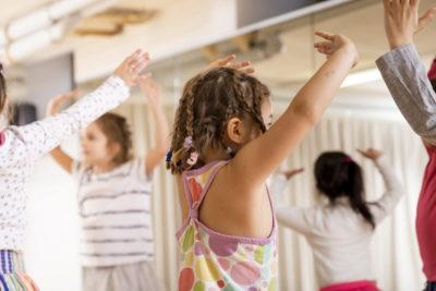 Kindertanz für 5-7 Jährige