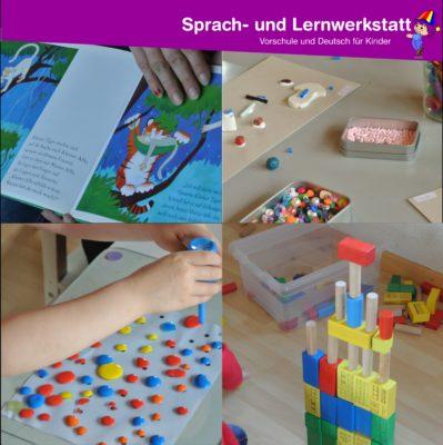 Deutschkurs für Kinder ab 3,5 Jahren