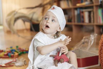 Nothilfe bei Säuglingen und Kleinkindern