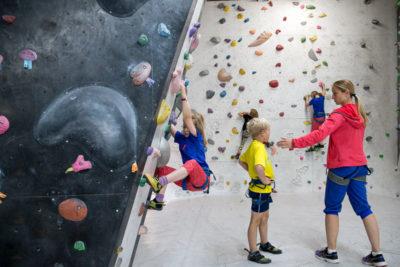 Klettern Trainingsgruppen Kinder / Jugend