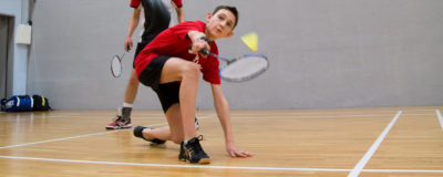 Badminton Trainingsgruppe Jugend