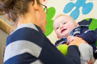 Kinderbetreuung - jetzt auch halbtags